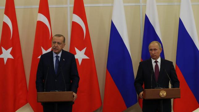 التجاذب الروسي – التركي من شمال سوريا إلى جنوب القوقاز