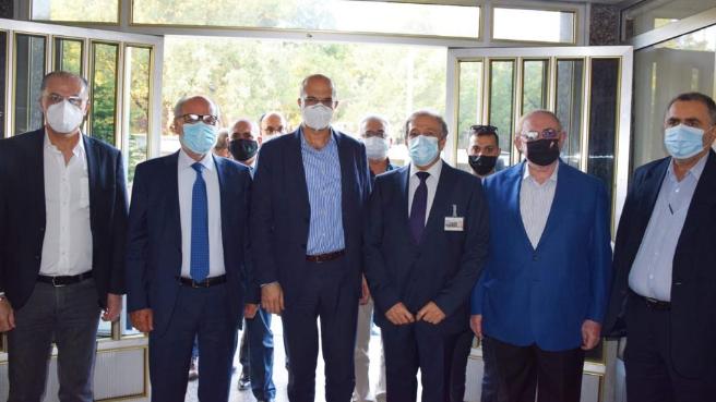 حسن زار مستشفى عين وزين: صرح يتمتّع بالرقي والتجهيزات والكفاءة