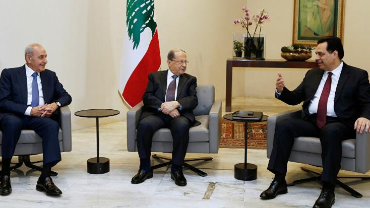 وفد رئاسي يغادر لبنان إلى الكويت