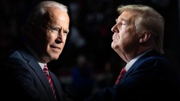 إستطلاع يكشف تقدم بايدن على ترامب بعشر نقاط بعد إصابة الرئيس بكورونا