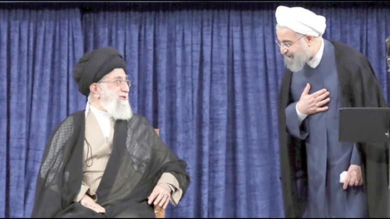 خامنئي وروحاني والواقع الإيراني