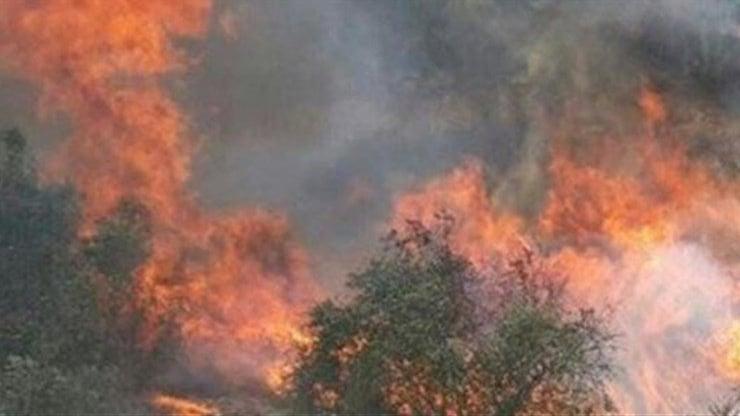 مناشدة للتقدمي - المتن للمساعدة في إخماد الحريق في بلدتي الخريبة والشبانية