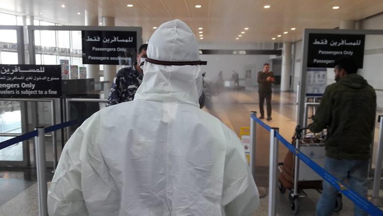 """توضيح لـ""""مديرية الطيران المدني"""" حول تداول صورة في المطار تدعي غياب الإجراءات الوقائية"""