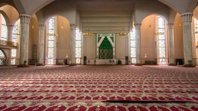 دائرة أوقاف بعلبك الهرمل مددت إقفال المساجد حتى إشعار آخر