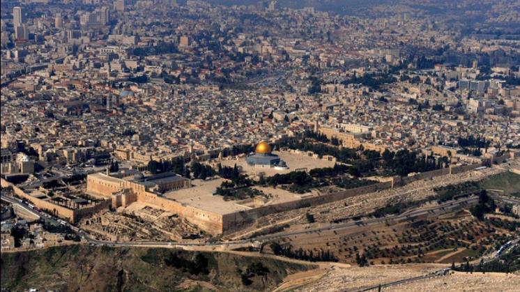 وتبقى القدس قبلة جنبلاط
