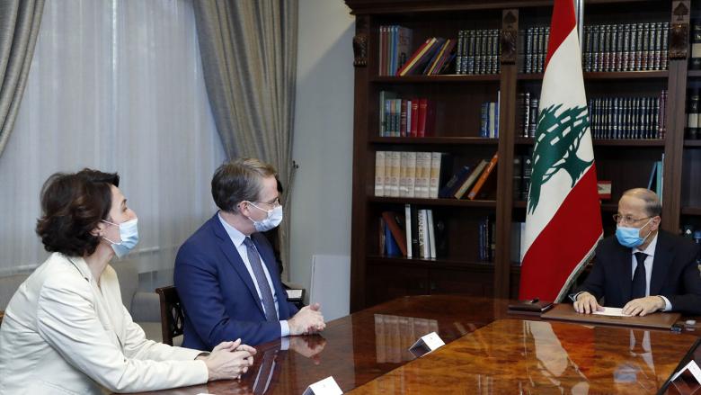 لبنان رهن المبادرة الفرنسية.. والفريق الحاكم يتمسّك بالمطالب