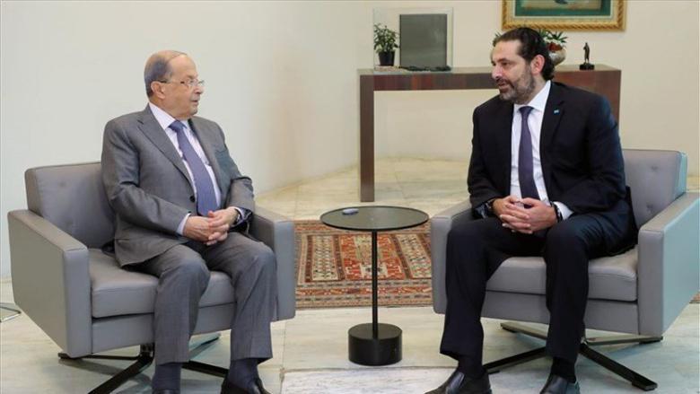 لا تواصل بين عون والحريري.. وترقب إلى ما بعد زيارة دوريل