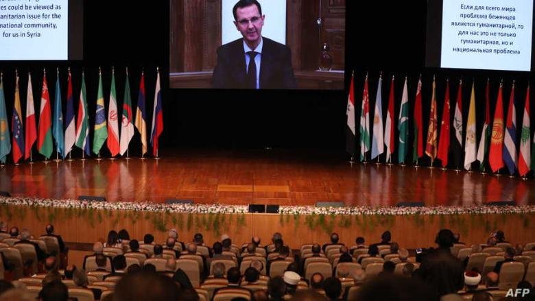 الخارجية الأميركية: نظام الأسد يستغل اللاجئين كبيادق سياسية