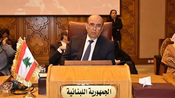 وهبة يعلّق على لقائه السفيرة الأميركية: الحياد وصفة ممتازة للبنان