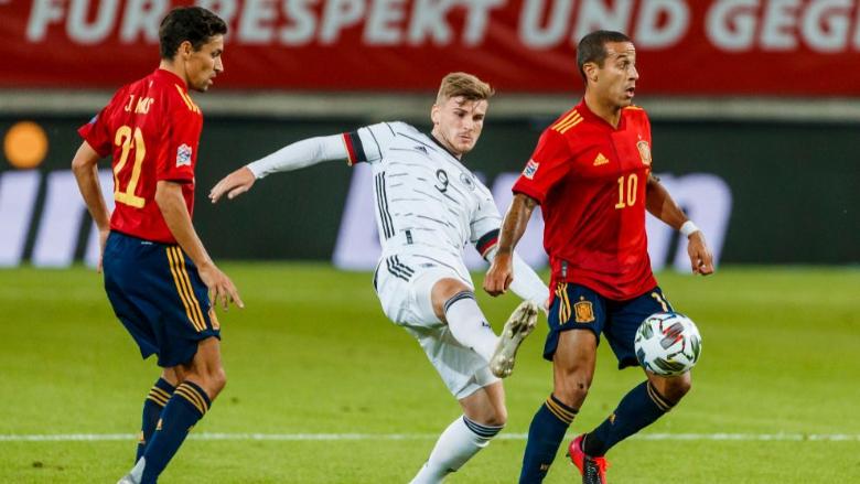 أبرز نتائج دوري الأمم الأوروبية.. فوز عريض للمنتخب الأسباني