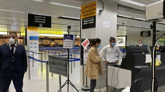 """11 إصابة جديدة بـ""""كورونا"""" على متن رحلات وصلت إلى بيروت في 16 الحالي"""
