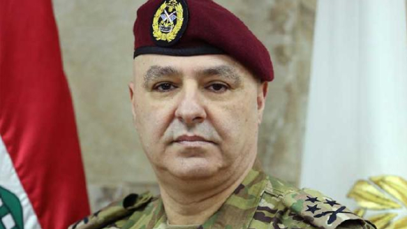 قائد الجيش بمناسبة عيد الإستقلال: لبنان يمر بمرحلة صعبة