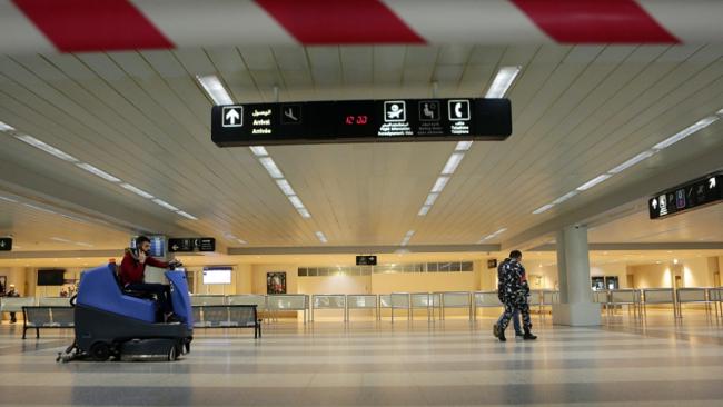 نتائج فحوص لرحلات إضافية وصلت إلى بيروت