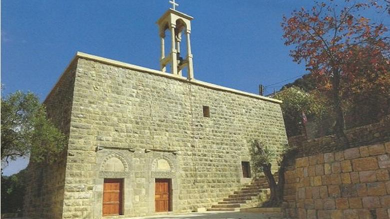 """الأب عيد أبو راشد يتحدث عن تاريخ كنيسة """"سيدة الدر"""""""
