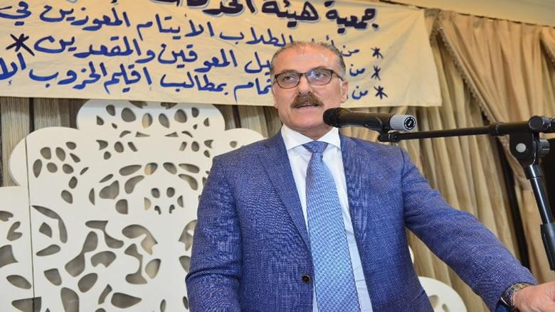 عبدالله: مستمرون ولا نأبه... الناس والقضاء هم الحكم!