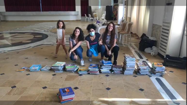 """دعماً للطلاب.... حملة لـ""""الشباب التقدمي"""" لتبادل الكتب"""