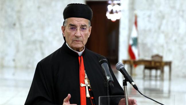 الراعي: نطالب بحكومة إنقاذية مستقلة وسأطلب من البابا زيارة لبنان