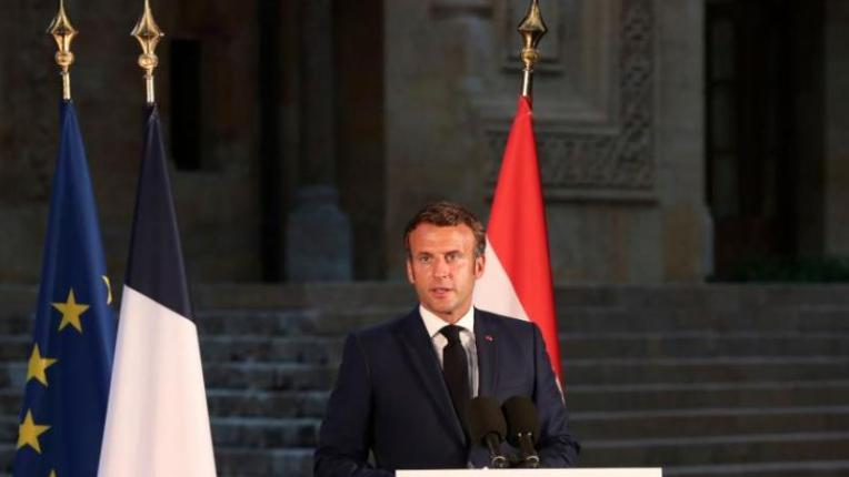 ماكرون عند وعده.. فرنسا تنظّم مؤتمرا لمساعدة لبنان