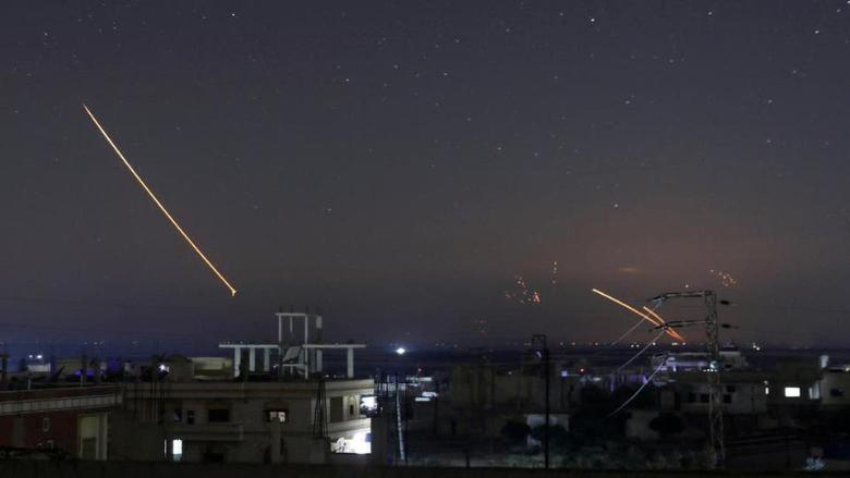 ضربات جوّية جديدة تستهدف سوريا.. ومقتل 19 مسلحا