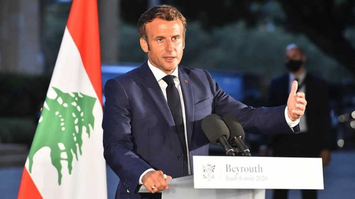 فرنسا تدعو لتشكيل حكومة وماكرون في لبنان في كانون الأول