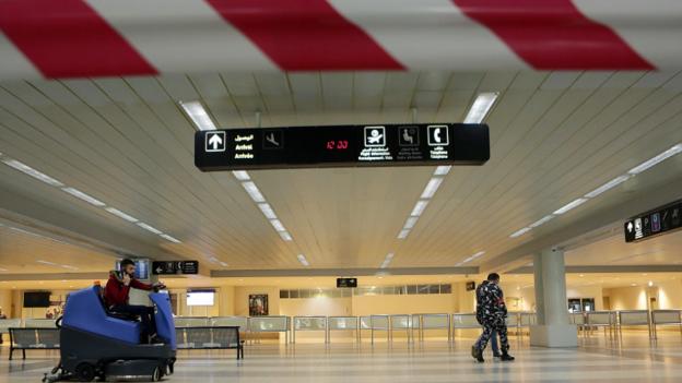 نتائج فحوص رحلات إضافية وصلت إلى بيروت