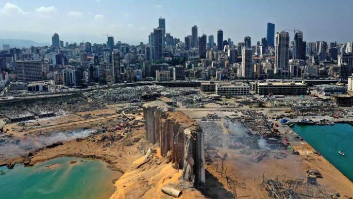 """""""من أجل بيروت"""".. مبادرة فنّية عالمية"""