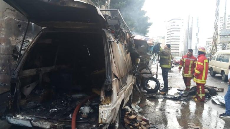 المحافظ عبود أمر برفع السيارات المتروكة في شوارع بيروت بعد أن تحولت الى قنابل موقوتة ومخازن للمواد الخطرة