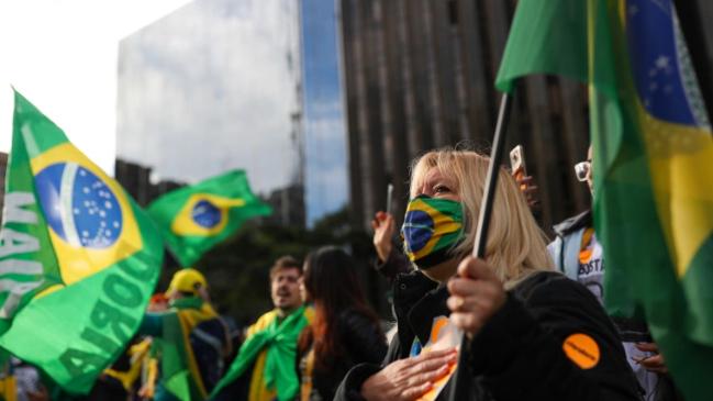 """""""الصحة العالمية"""" قلقة من إنتشار كورونا في البرازيل"""