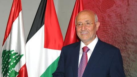 العريضي في يوم التضامن مع الشعب الفلسطيني: الى مزيد من الصمود والتوحد في مواجهة إرهاب إسرائيل