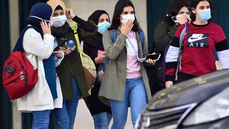 """الموجة الثانية من """"كورونا"""" تربك لبنان.. وارتفاع غير مسبوق بعدد الإصابات"""