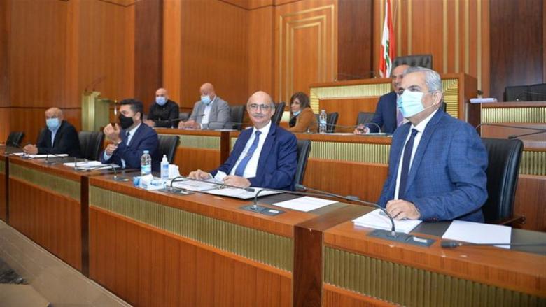 لجنة الأشغال تابعت بحث موضوع كهرباء زحلة