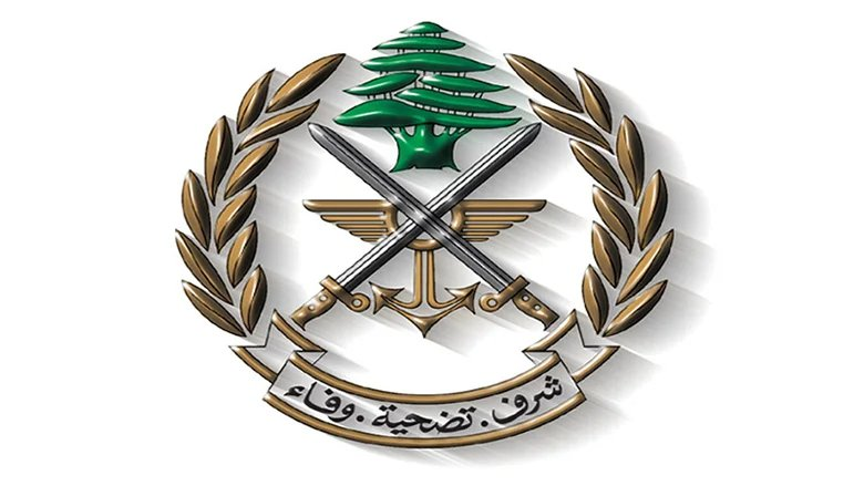 الجيش: طائرة مسيرة للعدو الإسرائيلي خرقت الأجواء اللبنانية والمتابعة جارية بالتنسيق مع اليونيفيل