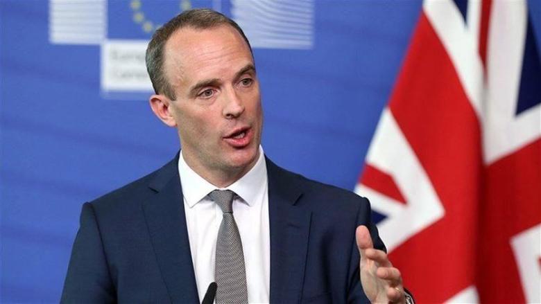 وزير خارجية بريطانيا: بايدن سيجد في بريطانيا الحليف الأوثق