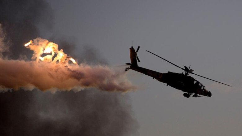 إسقاط مروحية عسكرية روسية فوق أرمينيا