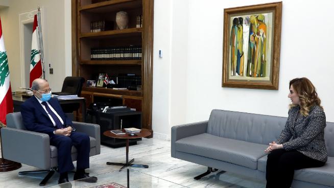 عون: لبنان سيبقى ملتقى الأشقاء العرب