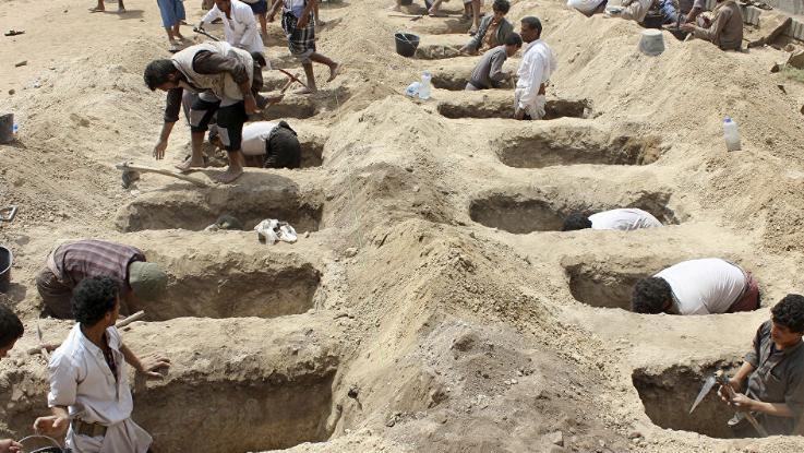 حصيلة هائلة لضحايا الصراع في اليمن خلال 5 سنوات