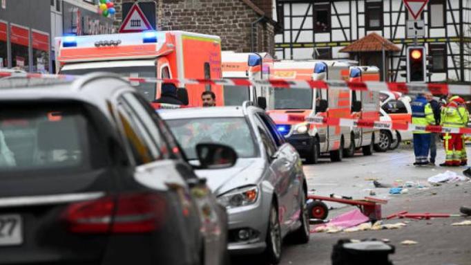 حادثة دهس في ألمانيا.. والقبض على الجاني