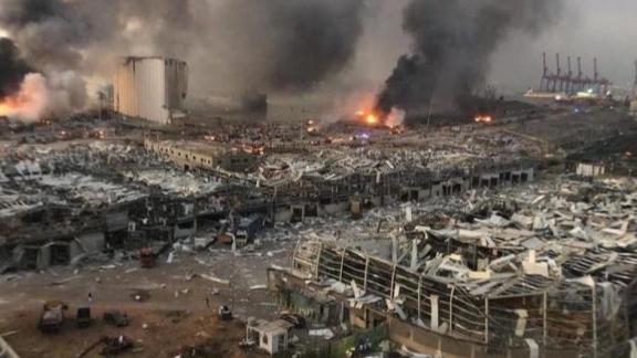 مستجدات تحقيقات إنفجار المرفأ