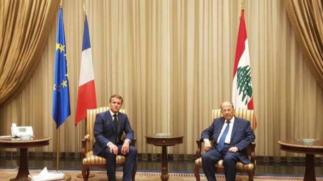 إستياء فرنسي من المسؤولين اللبنانيين: ما زالوا يلعبون ألعابهم الصغرى