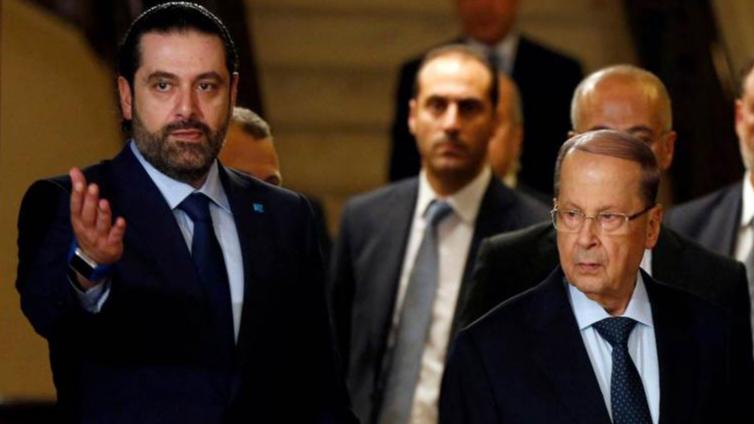الحريري يقدم تشكيلة تحاكي المبادرة الفرنسية