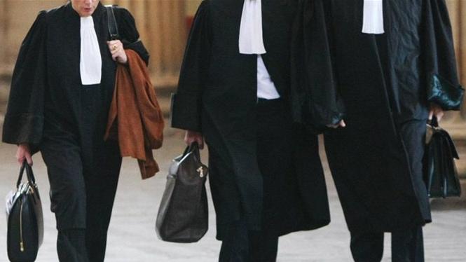 المحامون رفعوا صوتهم.. هيبة القانون من هيبة المهنة