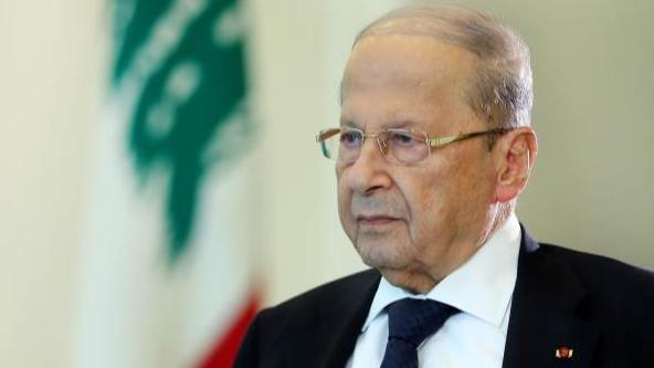 عون مستقبلا ديروشر: نريد نجاح مفاوضات ترسيم الحدود