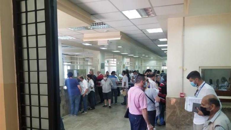 إقفال أمانة السجل العقاري ودائرة المساحة في راشيا