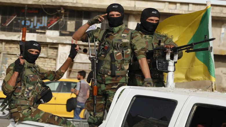 """مصادر لـ""""الحرة"""": القضاء العراقي يلاحق قياديين في كتائب حزب الله العراقية"""