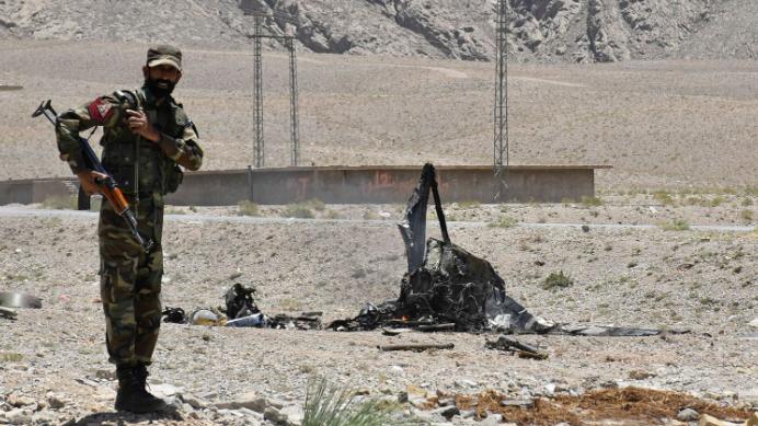 """قتيلان من الحرس الثوري بغارة """"مجهولة الهوية"""""""