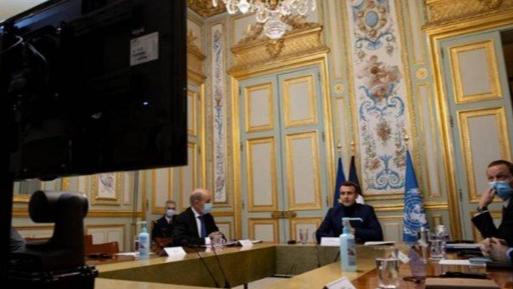 """باريس سلّمت صور """"أقمار"""" المرفأ: أظهِروا نتائج التحقيق """"علناً"""""""