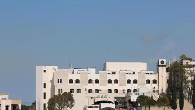 عبدالله شكر خير على تخصيصه مستشفى سبلين بدعم مالي