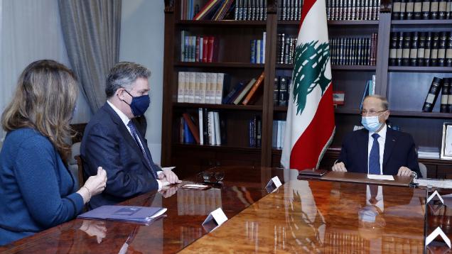 ضغوط سياسية وأمنية على لبنان من أجل التنازل