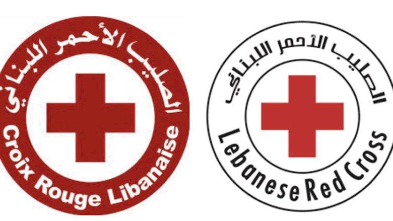 """الصليب الأحمر اللبناني عبر """"تويتر"""": هالنا نبأ خسارة زملاء وفقدان وإصابة آخرين في انفجار عدن"""
