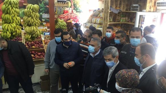 أبو حيدر: التحديات كبيرة انما بالتكامل نستطيع ضبط السوق بالكامل